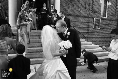婚禮攝影師梅里Cyr的馬薩諸塞州,美國