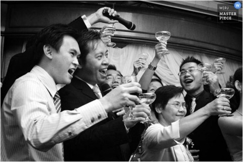 Wedding Photographer Yong How Tey of , Singapore