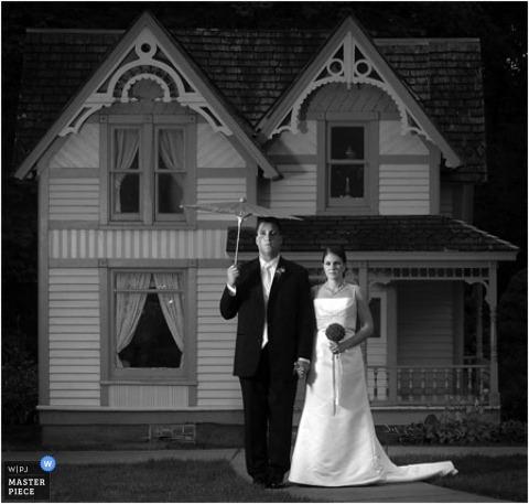 Trouwfotograaf Jason Brown uit Illinois, Verenigde Staten