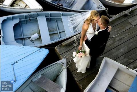 Wedding Photographer Gregory Rice of Maine, United States