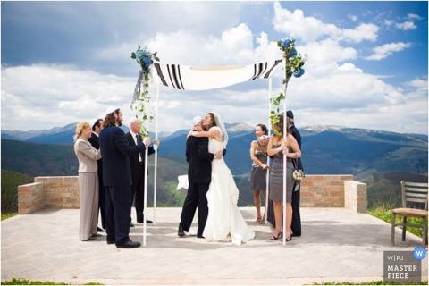 Photographe de mariage Nathan Welton du Colorado, États-Unis