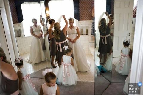 Wedding Photographer Lacey Gadwill of North Carolina, United States