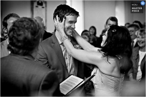 Wedding Photographer Alasdair McBroom of County Antrim, United Kingdom