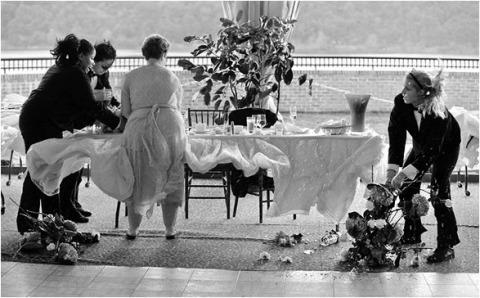 Photographe de mariage Ryan Brenizer of, États-Unis