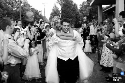 Wedding Photographer Mike Topham of Virginia, United States
