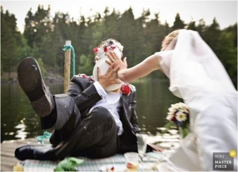 Wedding Photographer Paulina Westerlind of Stockholm, Sweden