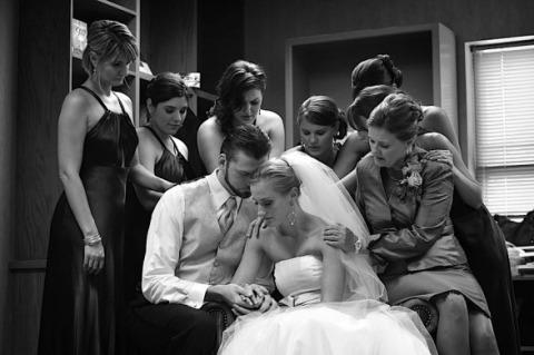 Fotografo di matrimoni Luke Edmonson di, Stati Uniti