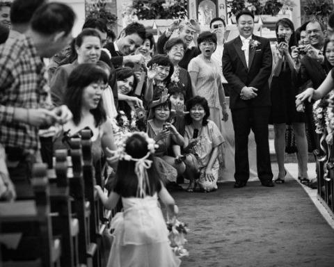 Fotografo di matrimoni Stephen Loh di, Singapore