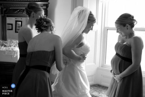 Photographe de mariage Kathi Robertson de l'Ontario, Canada