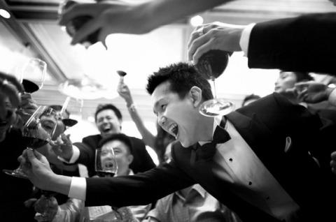 Photographe de mariage Yu Hsin Seah, Singapour