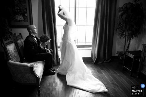 Wedding Photographer Kim Seidl of , United States