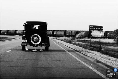 Wedding Photographer Dave Arntson of North Dakota, United States