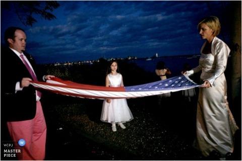 Wedding Photographer John Santerre of Maine, United States
