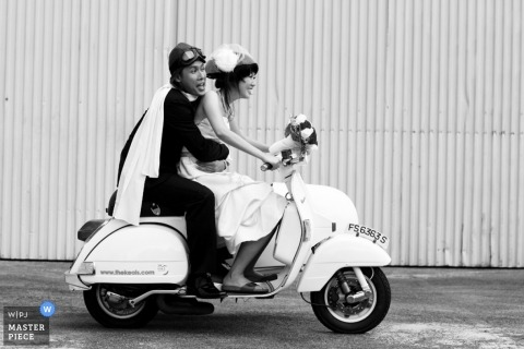 Wedding Photographer Terry Ng of , Singapore