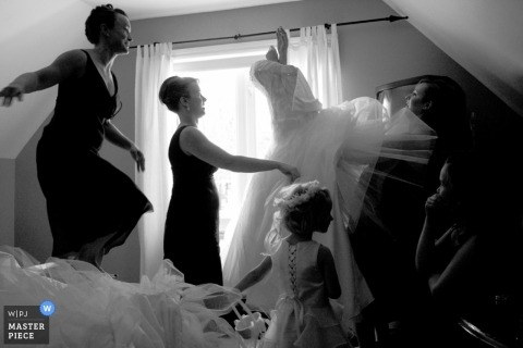 Wedding Photographer Kathi Robertson of Ontario, Canada