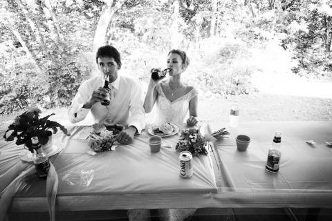 Fotografo di matrimoni Everett Ayoubzadeh del Minnesota, Stati Uniti