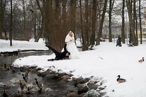 Fotografo di matrimoni Janis Ratnieks di Londra, Regno Unito