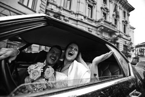 Huwelijksfotograaf Daniele Del Castillo uit, Italië