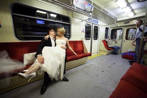 Huwelijksfotograaf Marcin Rusinowski van, Polen
