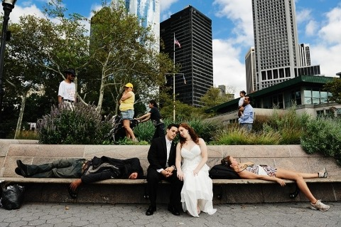 Wedding Photographer Ryan Brenizer of , United States