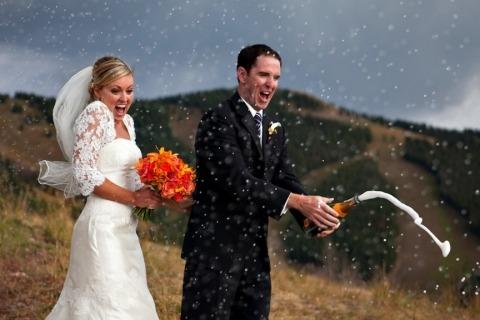Fotograf ślubny Kent Meireis z Colorado, Stany Zjednoczone