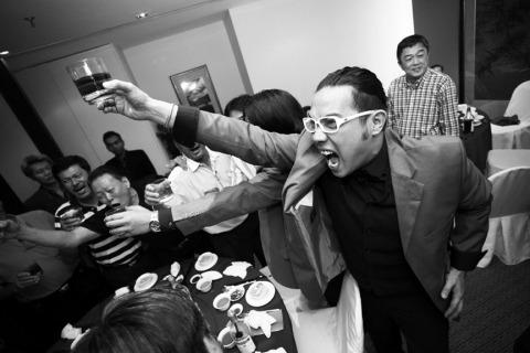 Fotograf ślubny Daniel Beh z Singapuru