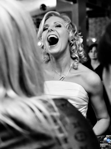 Huwelijksfotograaf Janne Miettinen van, Finland