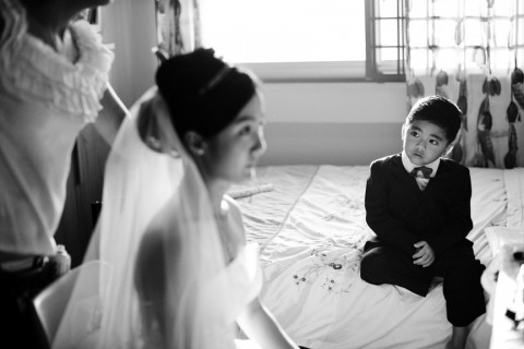 Wedding Photographer Wansheng Chen of , Singapore