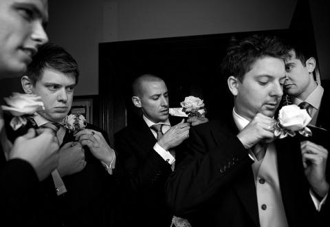 Fotógrafo de bodas Mark Earthy de Londres, Reino Unido
