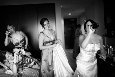 El fotógrafo de bodas Robert Swiderski de Illinois, Estados Unidos