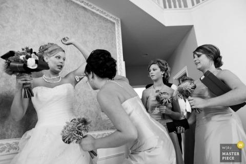 华盛顿,美国的婚礼摄影师Ron Storer