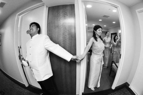 Photographe de mariage Bill Wang of, États-Unis