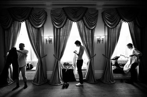 Wedding Photographer Tom Paice of Bristol, United Kingdom
