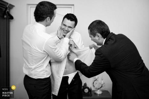 Hochzeitsfotografin Justyna Ortyl aus Polen