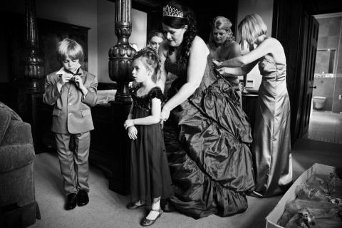 Hochzeitsfotograf David Perkins von West Midlands, Vereinigtes Königreich