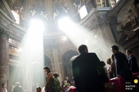 Hochzeitsfotograf Luca Cappellaro von Rom, Italien