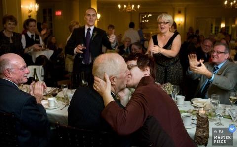 佛蒙特州的婚禮攝影師Geoff Hansen,美國