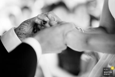 曼谷,泰國的婚禮攝影師Pam Lauhachai