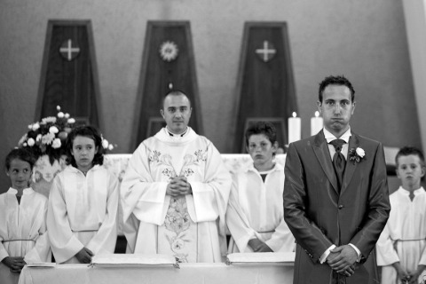Wedding Photographer Daniele Del Castillo of , Italy