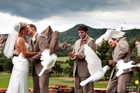 Wedding Photographer Kent Meireis of Montana, United States