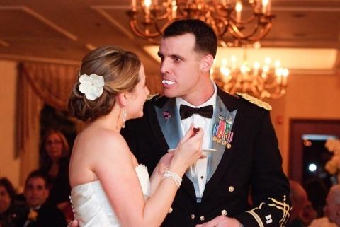 Photographe de mariage James Thompson of, États-Unis