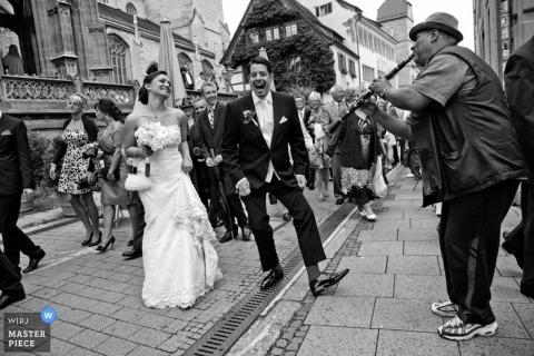 El fotógrafo de bodas Darek Gontarski de Berlín, Alemania