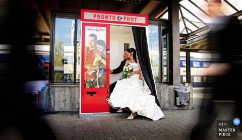 Wedding Photographer Thomas Hinder of Zurich, Switzerland