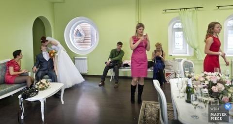 Wedding Photographer Yana Vorotovova of , Russia