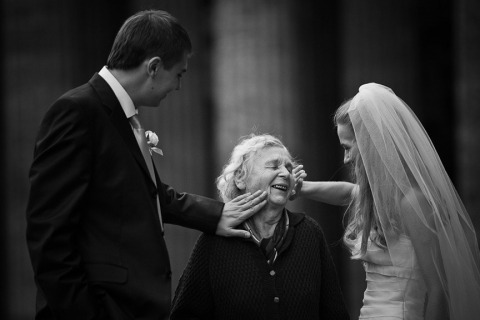 Huwelijksfotograaf Peter Karasev van, Rusland