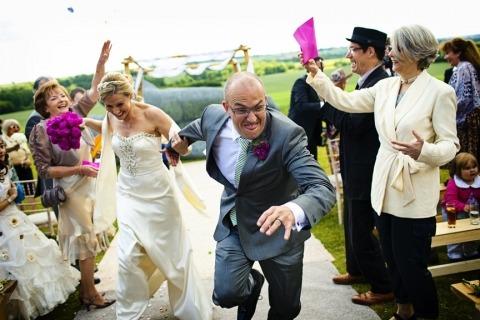 Documentaire en reportage Huwelijksceremonie Fotografie in het VK