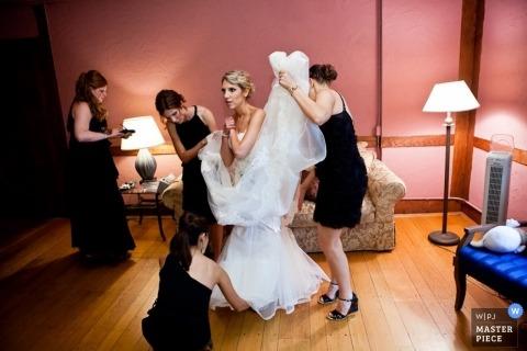 Wedding Photographer Brendan Hoffman of , United States