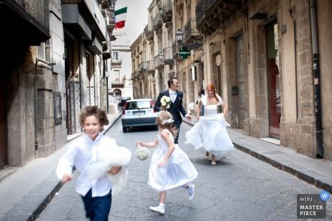 Huwelijksfotograaf Davide Di Pasquale van Catania, Italië