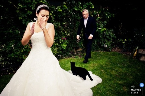 Wedding Photographer Janis Ratnieks of London, United Kingdom