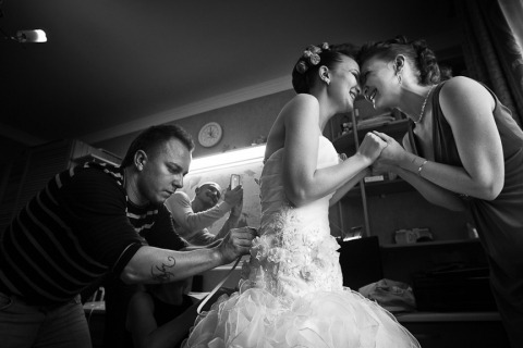 Wedding Photographer Peter Karasev of , Russia
